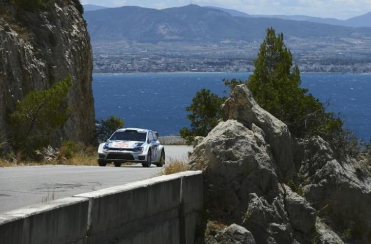 VW Ogier Greece