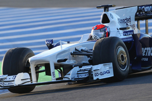 Alexander Rossi F1 Jerez 2014 (XPB Images)