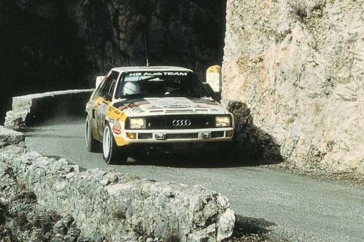En 1985 el mundial fue dominado por Peugeot, Audi sólo consiguió una victoria.