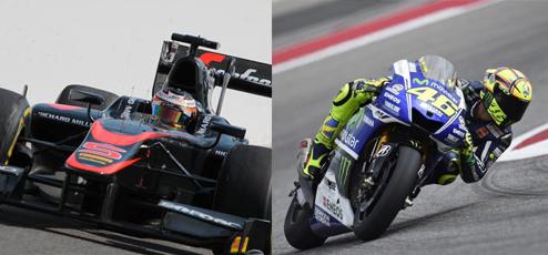 driver of 2015 Vandoorne Rossi