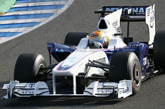 Esteban Gutierrez F1 Jerez 2009 (cr-images.de)
