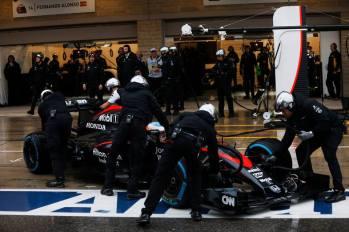 2015 USA McLaren
