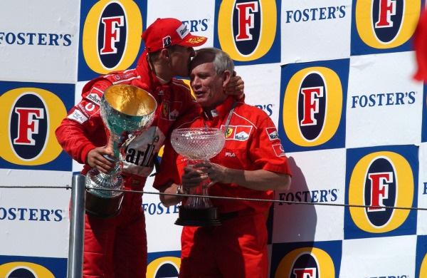 AUTO/F1 SAN MARINO 2004