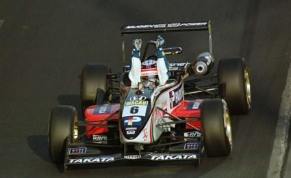 Satao F3 2001 Macau