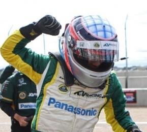 Sato KV Racing Lotus