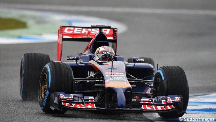 Kvyat Jerez 2014