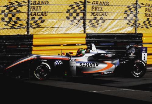 Jehan Daruvala F3 Macau